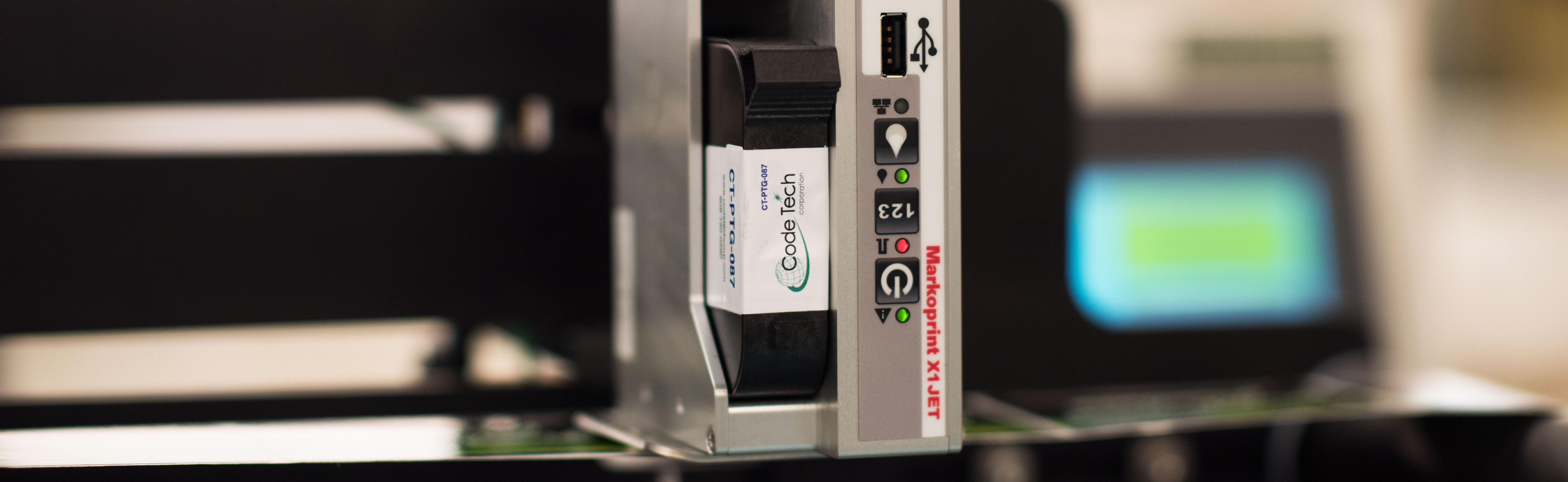 Thermal ink jet printer cartridge