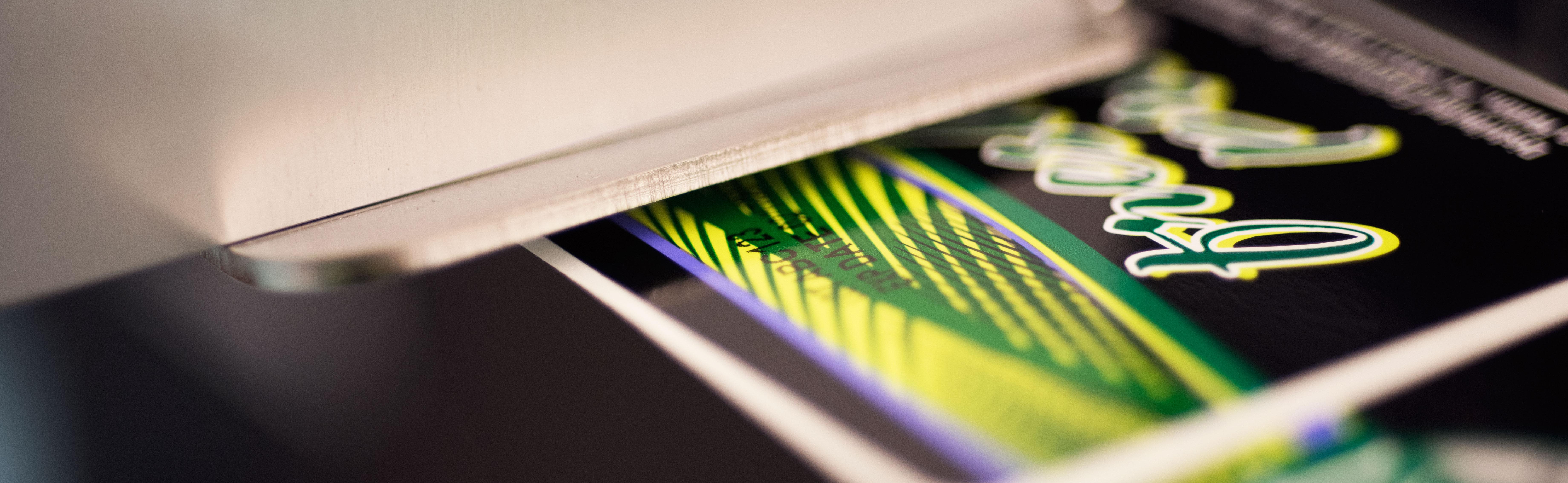 Thermal ink jet printing
