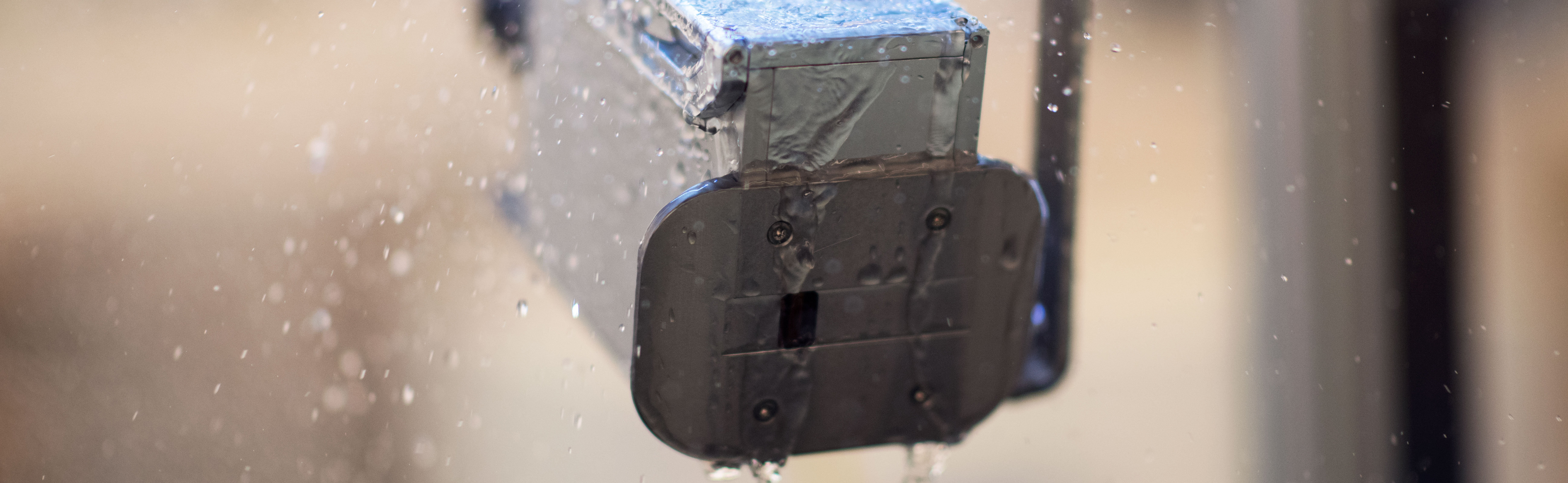 Washdown thermal ink jet printer