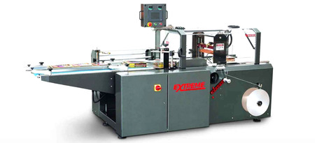 Large extreme sal series shrink wrapper