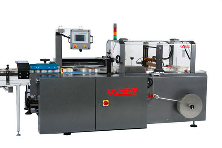 Large extreme xs series shrink wrapper